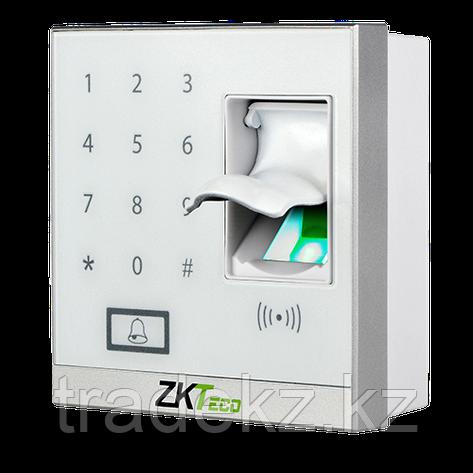 Биометрический терминал контроля доступа ZKTeco X8-BT, фото 2