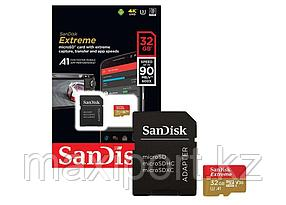 Micro SDHC Sandisk Extreme 32GB  UHS-I  90MB/S