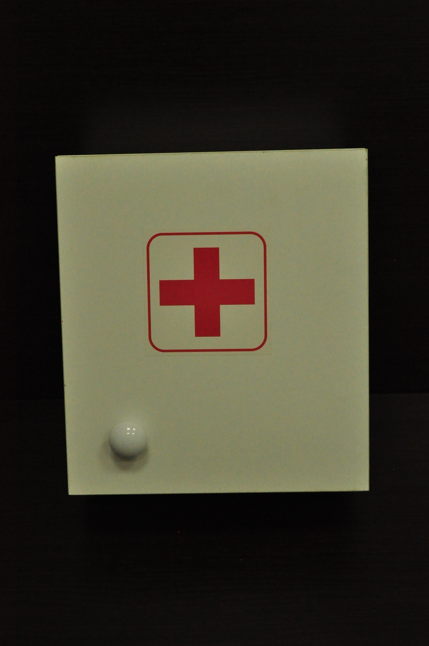 Контейнер для медикаментов(ДСП) размер 420х280х120 мм.