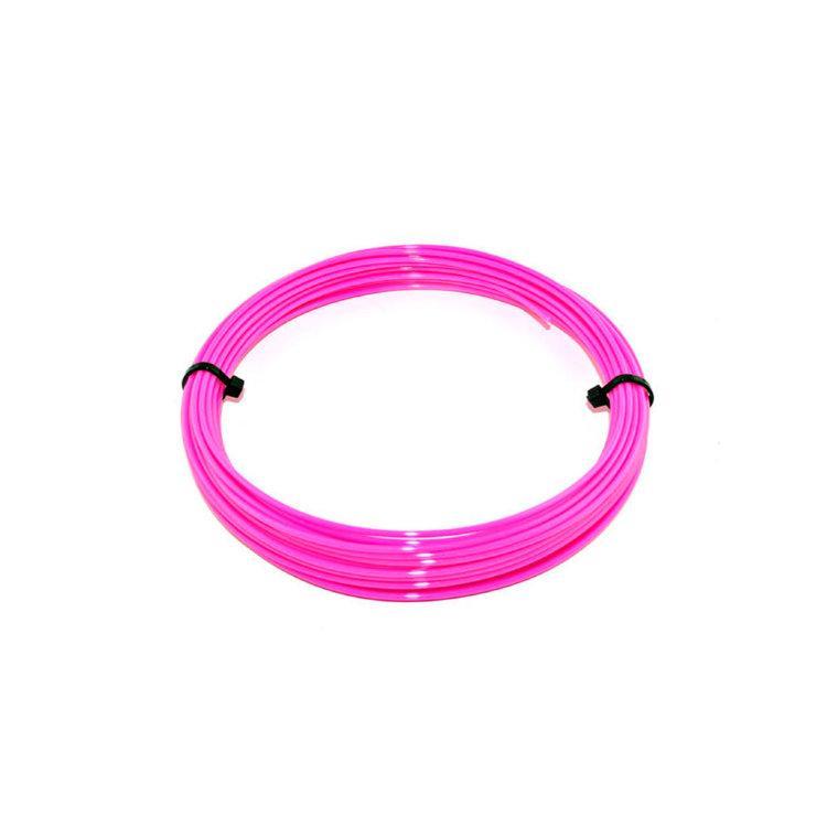 Пластик для 3D принтеров PLA 1м, SUNLU, розовый