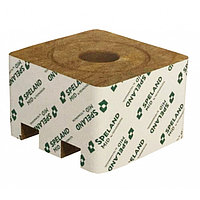 Кубики для рассады SPELAND MID 100х100х65 20/15-1-(0) -20 (огуречные) (минераловатный субстрат)