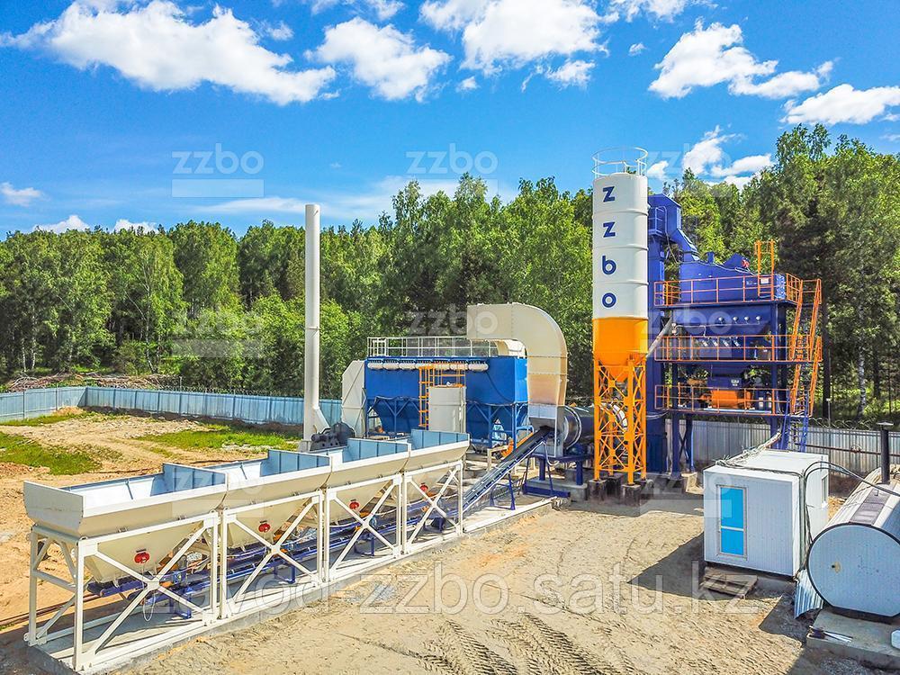 Асфальтобетонный завод БМЗ-80