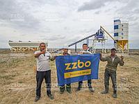 В Туркестане трудится бетонный завод Лента-144 !!!