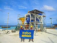 3 июля, на берегу Индийского океана мы запустили бетонный завод МОБИЛ-20!