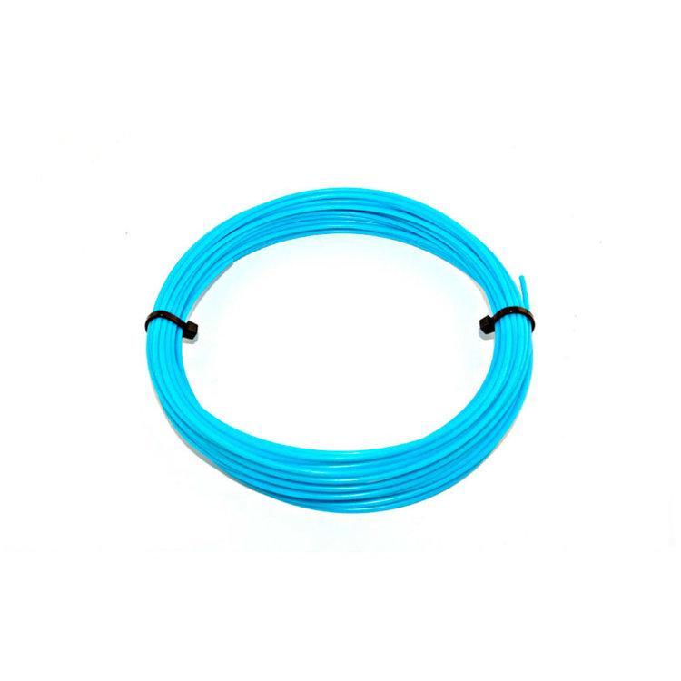 Пластик для 3D принтеров PLA 1 МЕТР, SUNLU, голубой