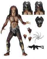 """Neca """"Хищник: Побег из лаборатории"""" Фигурка Хищник в маске с LED подсветкой (Ultimate)"""