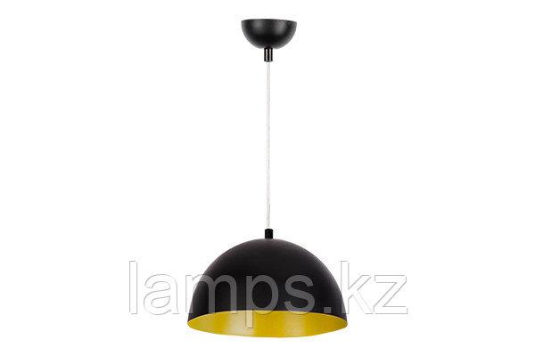 Люстра подвесная METAL-M/1xE27/MAT.BLACK/Φ300MM