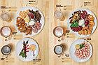 Дизайн меню для кафетерий, кафе и ресторанов, фото 2