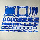Синий акрил 3 мм №325 1.26 х 2.48 мм, фото 2
