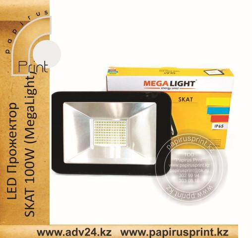 LED Прожектор SKAT 100W (MegaLight)