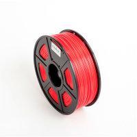 Пластик для 3D принтеров ABS, SUNLU, красный