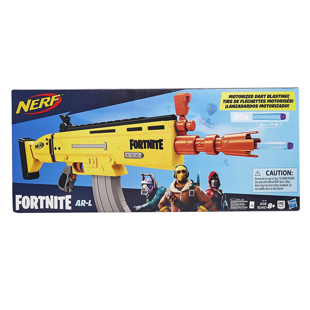 Нёрф фортнайт Nerf fortnite Спрингер - фото 1