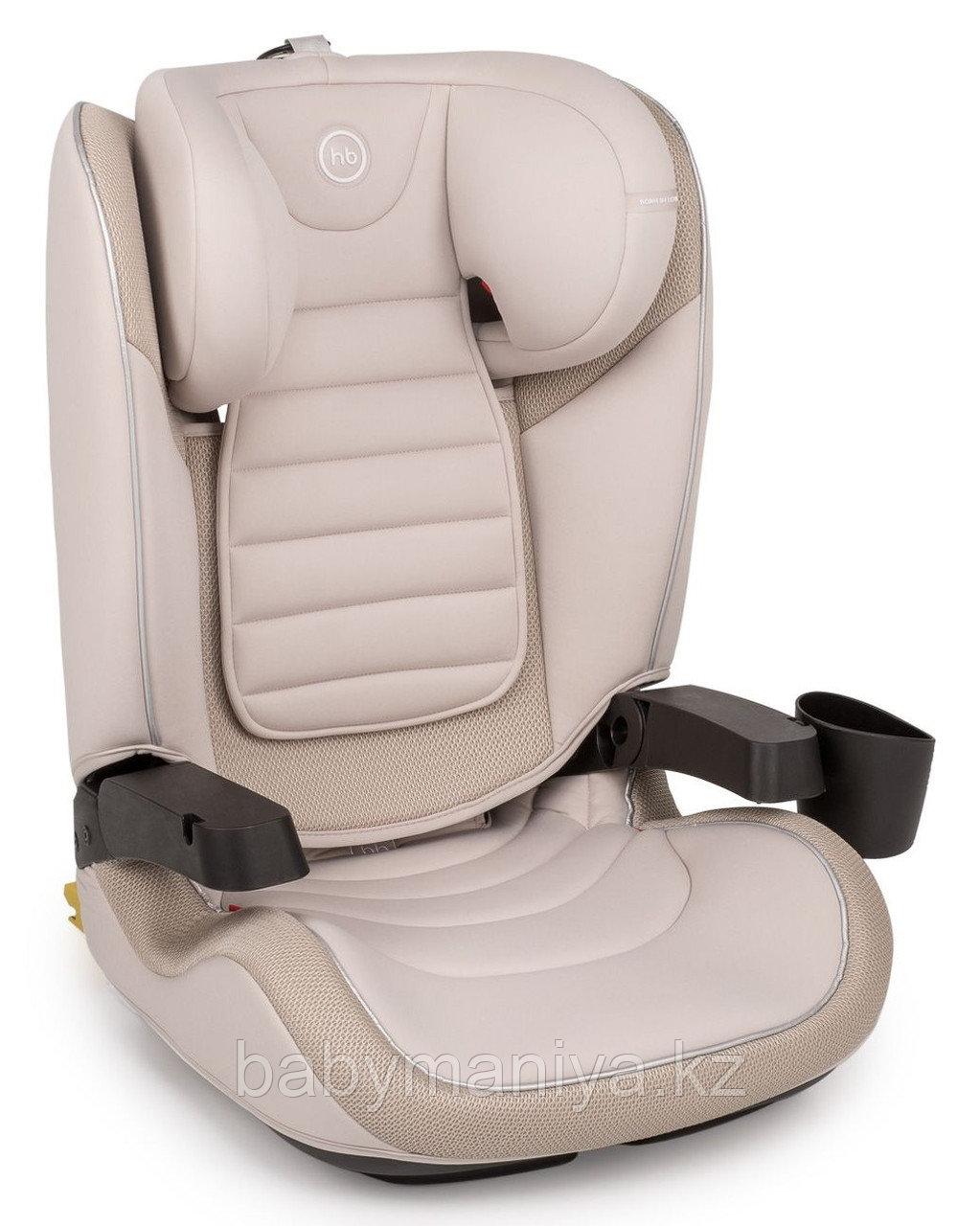 Автокресло 15-36 кг Happy Baby Bronson Sand