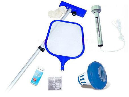 Набор аксессуаров для уборки бассейна Bestway 58195, фото 2