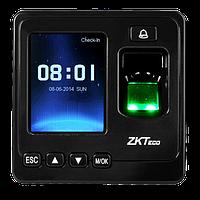 Биометрический терминал для идентификации по отпечаткам пальцев ZKTeco SF100, фото 1
