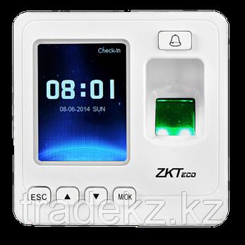Биометрический терминал для идентификации по отпечаткам пальцев ZKTeco SF100, фото 2