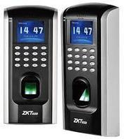 Биометрический терминал для идентификации по отпечаткам пальцев ZKTeco SF200