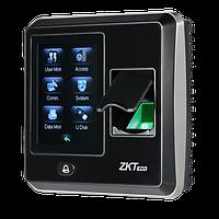 Биометрический терминал для идентификации по отпечаткам пальцев ZKTeco SF300