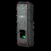 Биометрический терминал для идентификации по отпечаткам пальцев ZKTeco TF1600, уличный