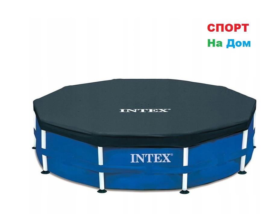 Тент для каркасного бассейна Intex 28030 на 305 см