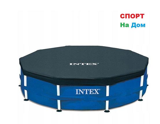 Тент для каркасного бассейна Intex 28030 на 305 см , фото 2