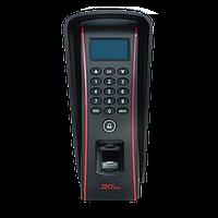 Биометрический терминал для идентификации по отпечаткам пальцев ZKTeco TF1700   , фото 1