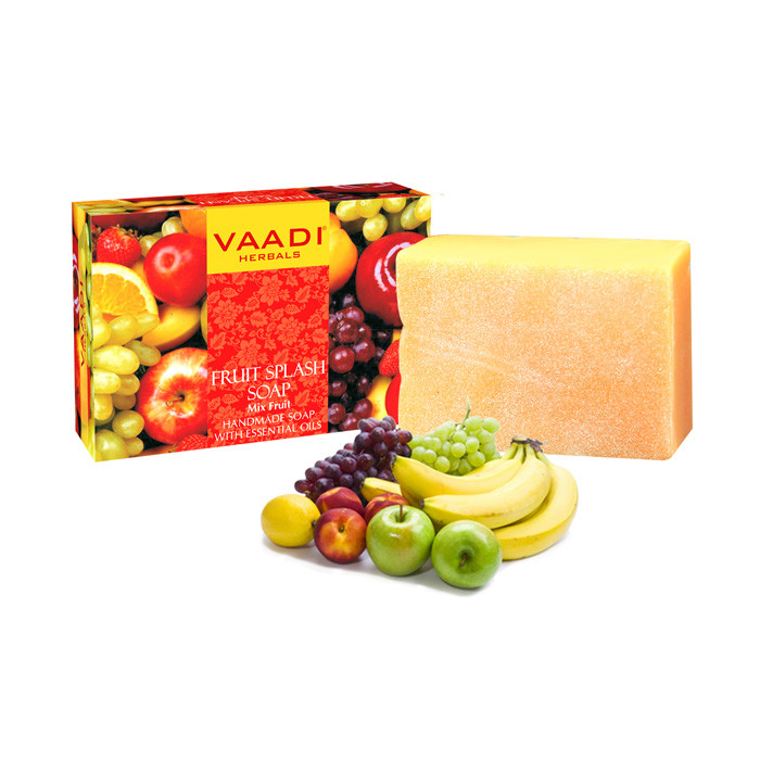 Мыло фруктовый всплеск питательная терапия для кожи - фото 1