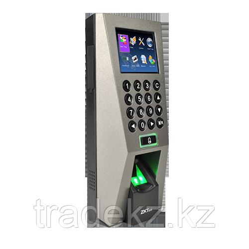 Биометрический терминал для идентификации по отпечаткам пальцев ZKTeco F18