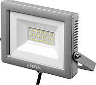 STAYER LED-Pro 30 Вт прожектор светодиодный, 57131-30, фото 1