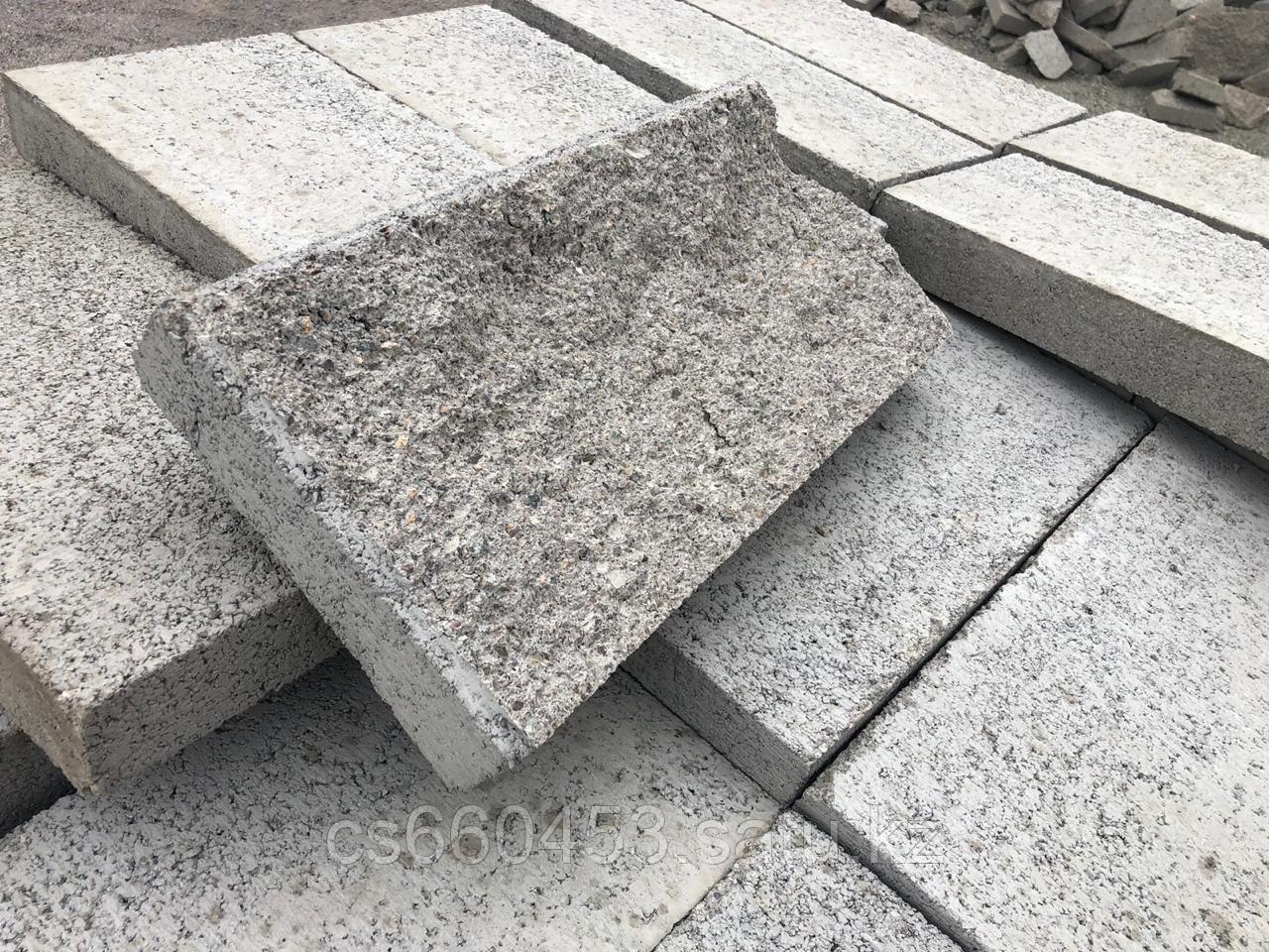 Камень облицовочный ломанный
