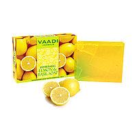 Освежающее мыло с лимоном и базиликом