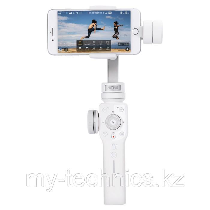 Zhiyun-Tech Smooth-4 Smartphone Gimbal (White)
