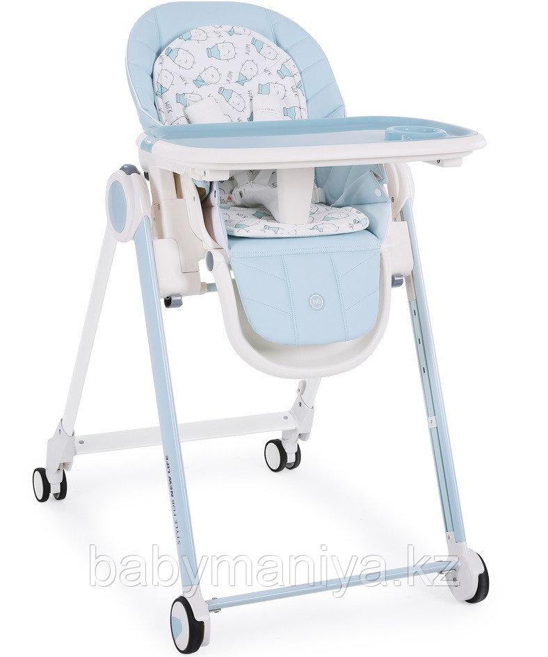 Стульчик для кормления Happy Baby Berny Blue