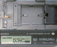 Sony AC-V700A зарядное устройство для аккумуляторов