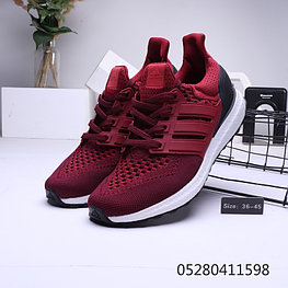 "Кроссовки Adidas Ultraboost 4.0 ""Burgundy"" (36-45)"