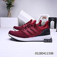 "Кроссовки Adidas Ultraboost 4.0 ""Burgundy"" (36-45), фото 2"