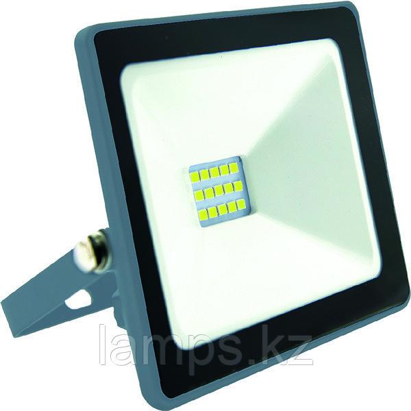 Прожектор светодиодный INDUS/10W/SMD/6000K/IP65/220V