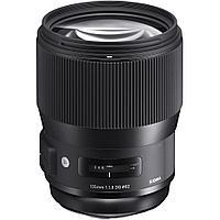 Объектив Sigma 135mm f/1.8 DG HSM Art for Nikon