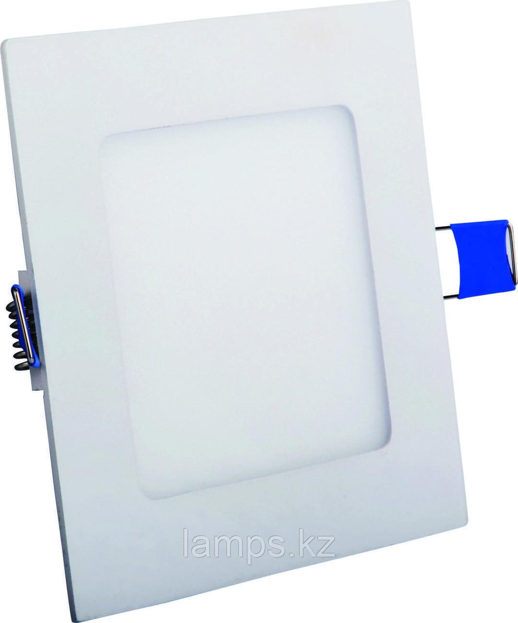 Светодиодная встраиваемая панель квадратная LENA-SX/24W/SMD/6000K/Φ275MM/CBOX