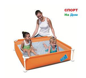 Детский каркасный бассейн Bestway 56217 (122 х 122 х 30,5 см на 407 литров), фото 2