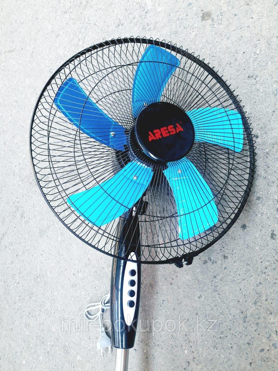 Вентилятор электрический напольный Aresa FS40