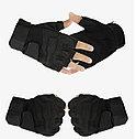 Тактические перчатки BLACKHAWK (палые, беспалые, с защитой костяшек) , фото 3
