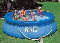 Надувной бассейн INTEX 28122- 305х76 см ( ДОСТАВКА БЕСПЛАТНАЯ ПО Г АЛМАТЫ)