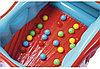 Игровой центр манеж Машина с 25 шариками, Fisher Price, Bestway 93520 (детский надувной бассейн), фото 2