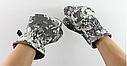 Перчатки тактические зимние камуфляж, фото 2