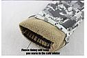 Перчатки тактические зимние камуфляж, фото 3
