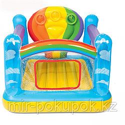 Батут надувной «Воздушный шар» 175х173х137 см, до 85 кг, от 3-6 лет, BESTWAY 52269