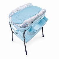 Столик для пеленания + ванночка Cuddle & Bubble Ocean (Chicco, Италия), фото 1