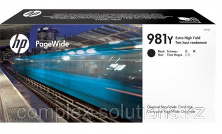 Картридж HP Europe 981Y Extra High Yield PageWide [L0R16A] | [оригинал]