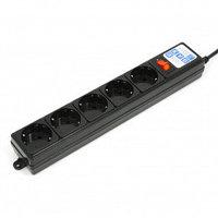 Сетевой фильтр Power Cube SPG-B-10-BLACK [SPG-B-10-BLACK]